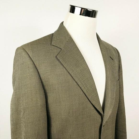 Missoni Other - Example x Missoni Mens 40R Sport Coat Gold Wool